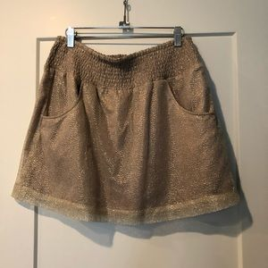 Gap Skirt with pockets